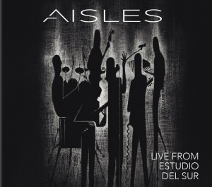 AISLES..Live CDCover