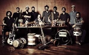 Bixiga 70..Band picture