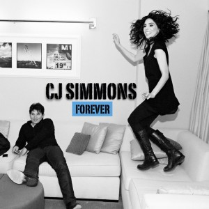 CJ SIMMONS - Forever...CDCover