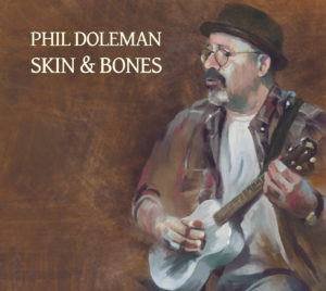 """Skin & Bones"" aktuelni album ukulele majstora Phil Dolemana"