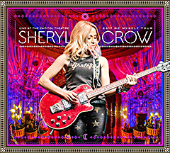 """Live At Capitol Theatre"" novo koncertno izdanje Sheryl Crow od 26.oktobra 2018."