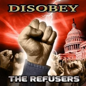THE REFUSERS - Disobey..CDCover