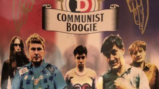 CZD..Communist Boogie.Cover