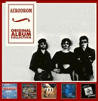 """AERODROM – """"Original Album Collection"""""""