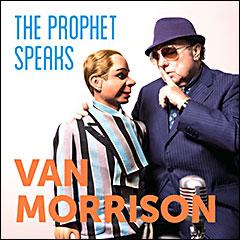 Van Morrison..The Prophet Speaks..CDCover