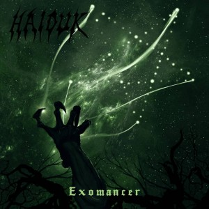 HAIDUK...Exomancer..Cover