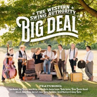 """THE WESTERN SWING AUTHORITY – """"Big Deal"""""""