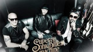 SUPERSONIC BLUES MACHINE..Band Picture