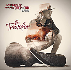 """The Traveler""..novi album Kenny Wayne Shepherda od 31.maja.2019!"