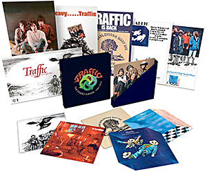 """The Studio Albums 1967-1974"" vinylni box set sastava Traffic!"