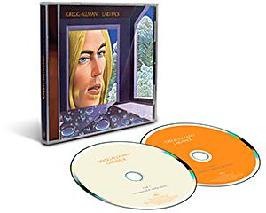 Reizdanja prva dva solo albuma Gregg Allmana na tržištu od 30.augusta 2019!