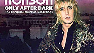 Mick Ronson..CDCover actua;
