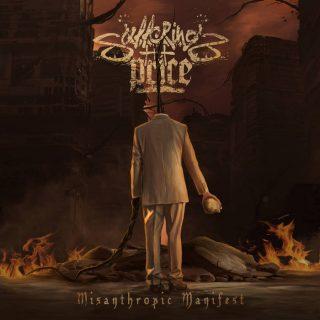 "SUFFERING'S THE PRICE – ""Misanthropic Manifest"""