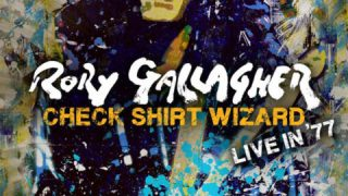 RORY GALLAGHER..Live 77