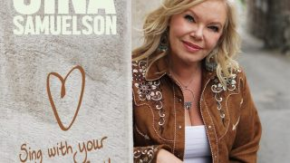 CINA SAMUELSON...Sing With Your Heart And Soul..Cover