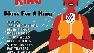 SHIRLEY KING..Blues For A King..Cover