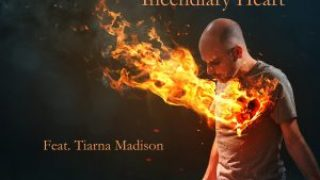 ANDY MICHELS..INcendiary Heart..Cover