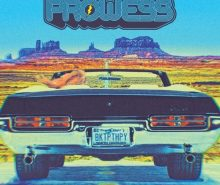 PROWESS - Blacktop Therapy..Cover