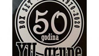 YU GRUPA..50 godina YU GRupe Box Ser...Cover