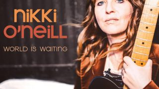 NIKKI O' NEIL...World Is Waiting..Cover