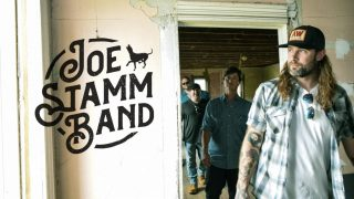 JOE STAMM VAND..Band Picture...